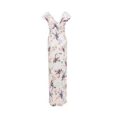فستان ألينا الأبيض
