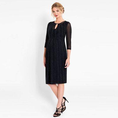 فستان سباركل كيهول الأسود