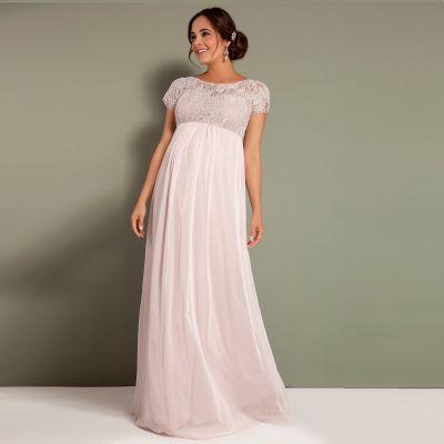 فستان إليزابث الزهري