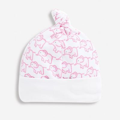 قبعة الفيل الصغير الزهرية
