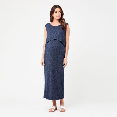 فستان دينيم سوينغ ماكسي