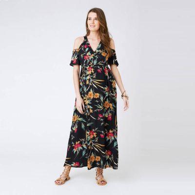 فستان براديسو الطويل