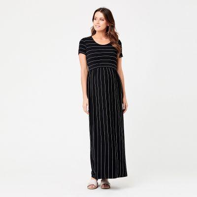 فستان كروب المكسي
