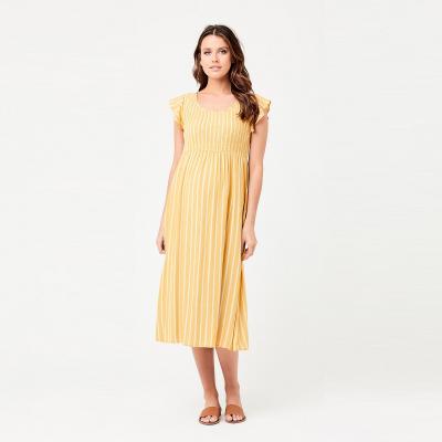 فستان صوفيا الاصفر