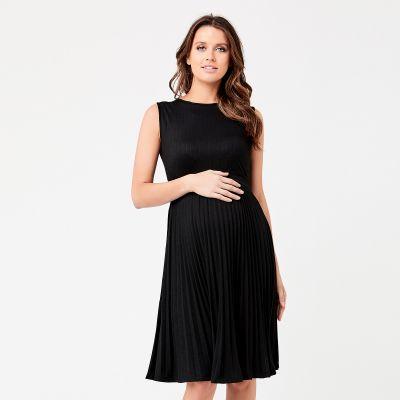 فستان نايف بليت الأسود