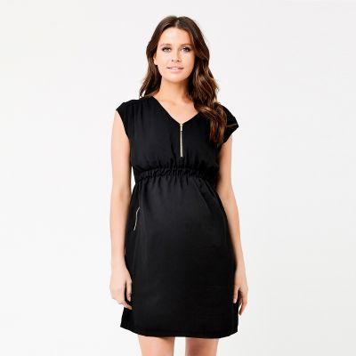 فستان بيل تونيك الأسود