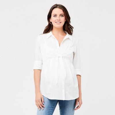 قميص باركير الأبيض
