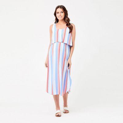 فستان لونا المخطط