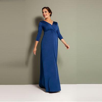 فستان ويلو الأزرق
