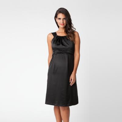 فستان سامانثا الأسود